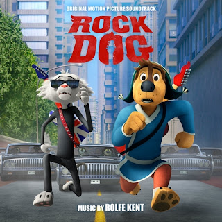 rock dog soundtracks
