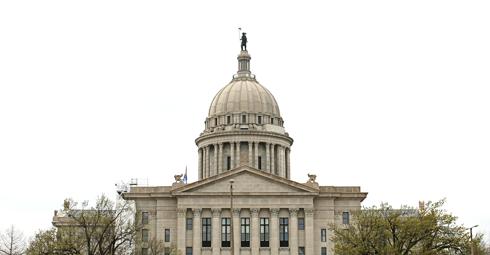 Oklahoma Capitol Building OKC