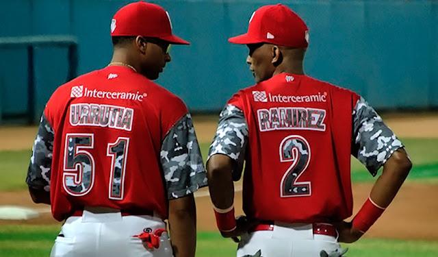 Henry Urrutia salió de Cuba en el 2011 y regresó con los Diablos Rojos