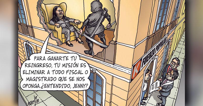 Carlincaturas Miércoles 29 Noviembre 2017 - La República