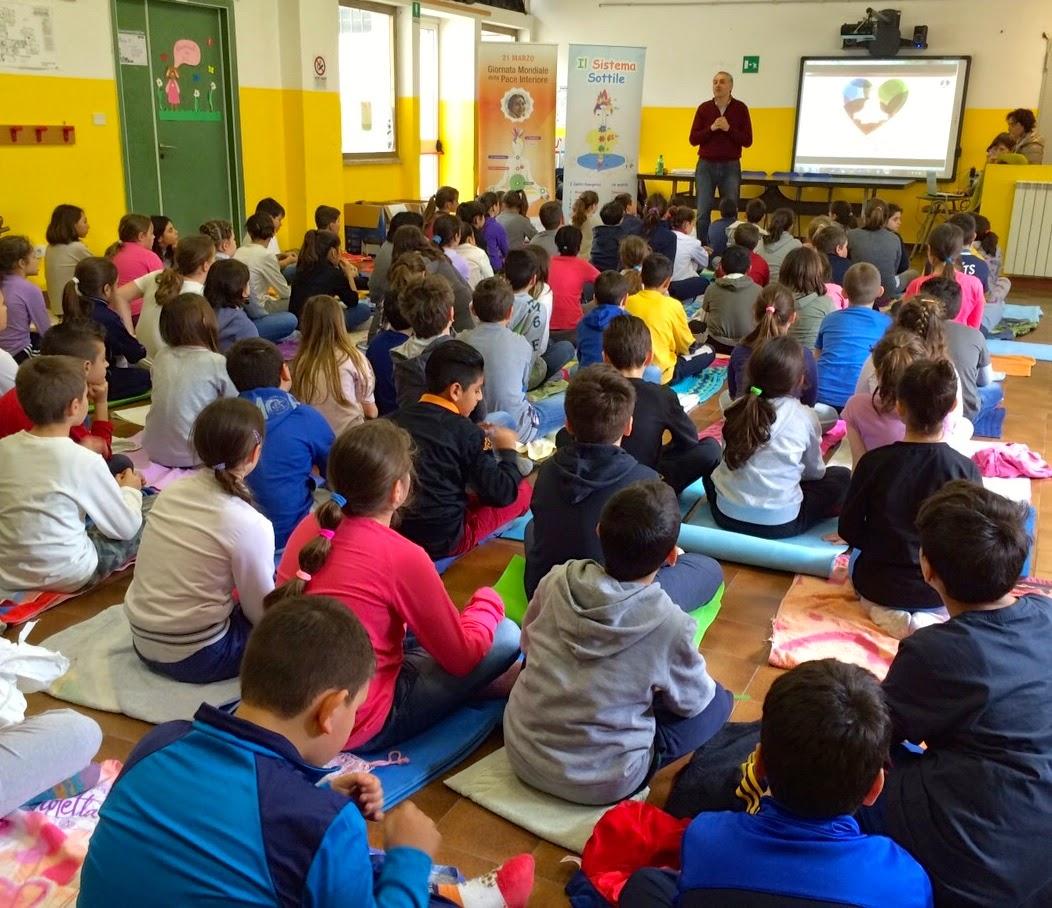 meditazione - meditazione a scuola