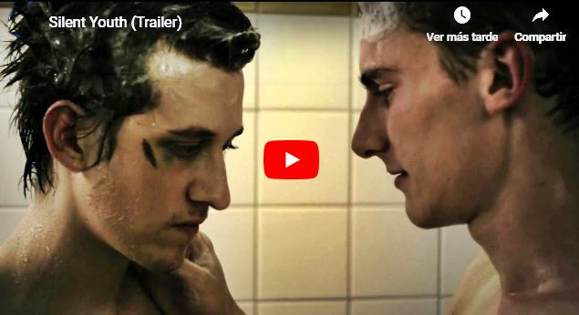CLIC PARA VER TRAILER Silent Youth - Juventud Silenciosa - Pelicula - 2012