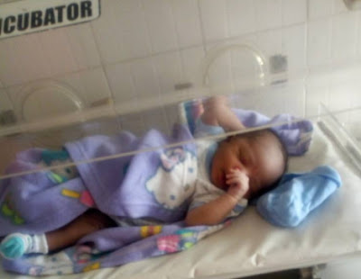 pregnant woman kidnapped gives birth baby lagos