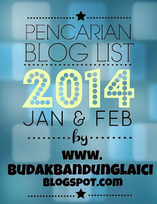 Pencarian Bloglist 2014 By BBL.