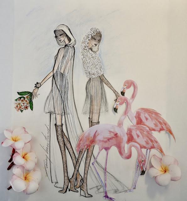 fanny liautard collection robe de mariage Paris créateur Paris