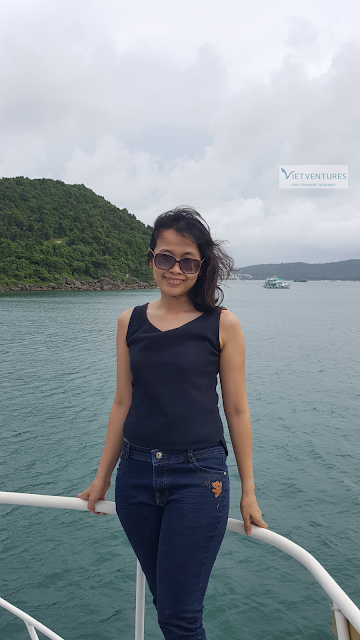Hành Trình Việt khảo sát tuyến Hà Tiên - Phú Quốc 2017