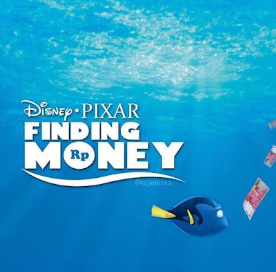 18 Meme 'Finding Dory', Ikan Lucu Korban Bully Netizen Tanah Air