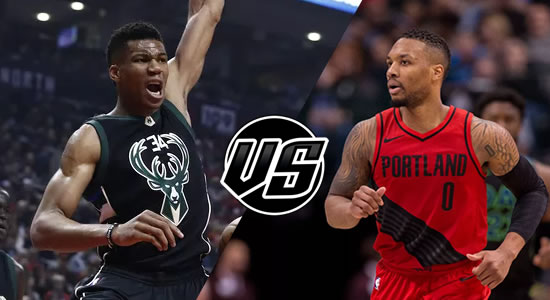 Live Streaming List: Milwaukee Bucks vs Portland Trail Blazers 2018-2019 NBA Season
