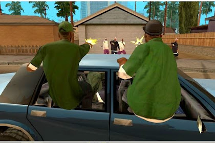 Grand Theft Auto: San Andreas 1.08 MOD APK