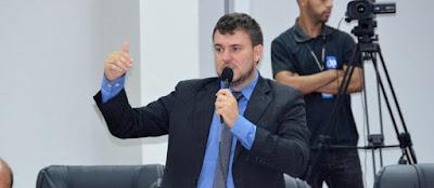 PF de Macaé prende vereador Neto por peculato