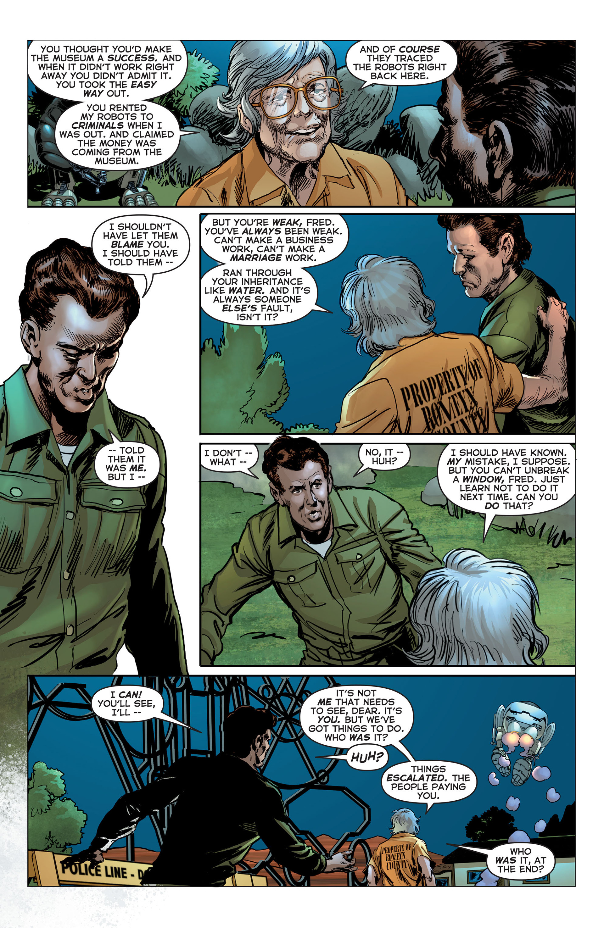 Read online Astro City comic -  Issue #15 - 10