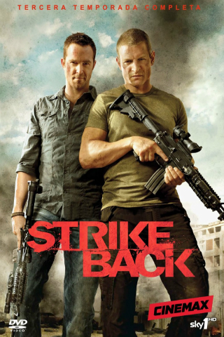 Strike Back [Season 3] [2013] [DVDR] [NTSC] [Latino]