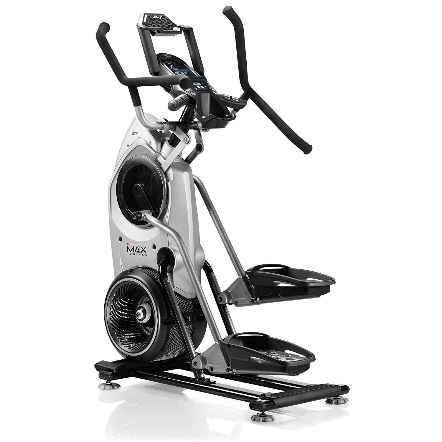 home gym zone comparing bowflex max trainer m7 versus m5 cardio machine what 39 s the difference. Black Bedroom Furniture Sets. Home Design Ideas