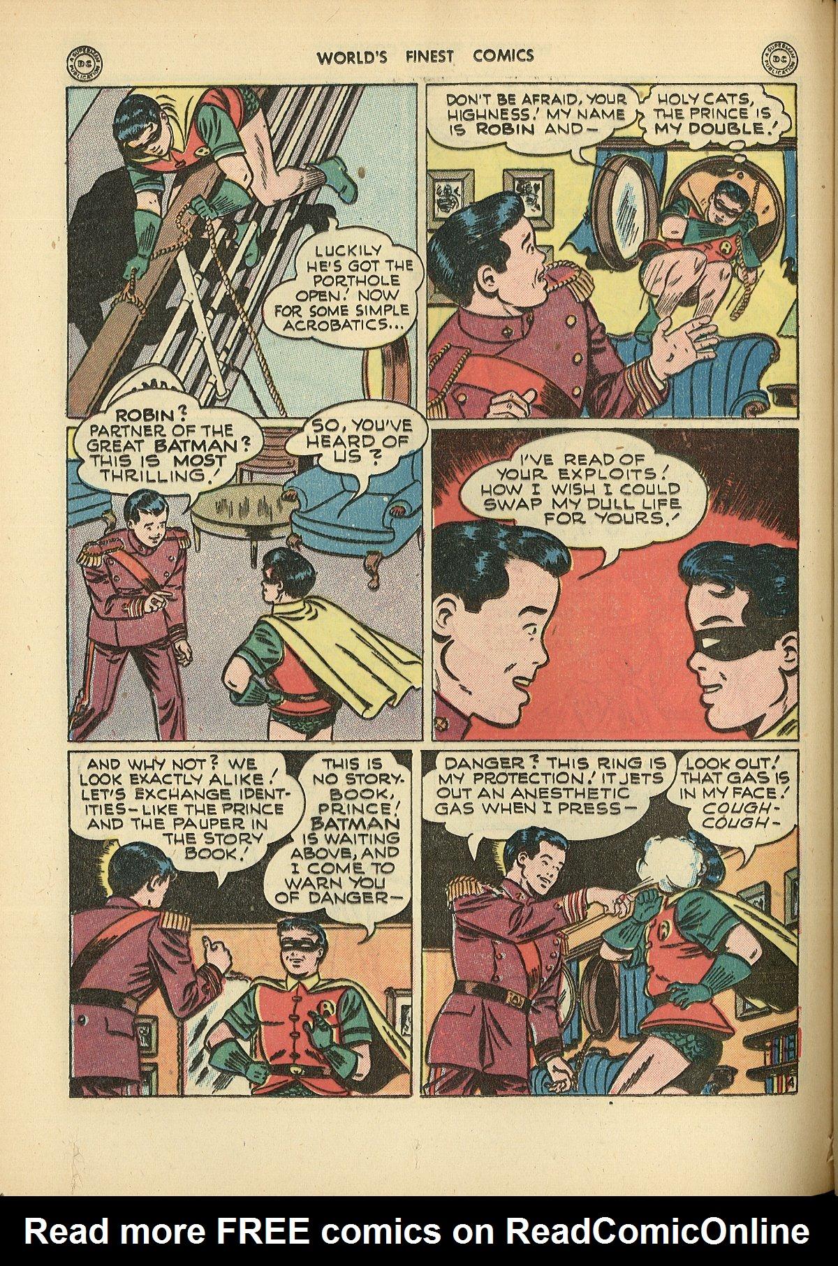Read online World's Finest Comics comic -  Issue #26 - 64