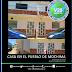 CASA EN EL PUEBLO DE MOCHIMA PARA 7 PERSONAS