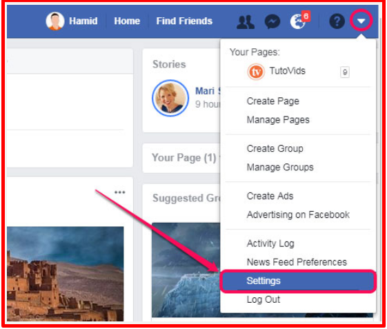Facebook How To Make Your Profile Private