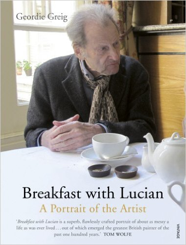"""Breakfast with Lucien"" Lucien Freud"
