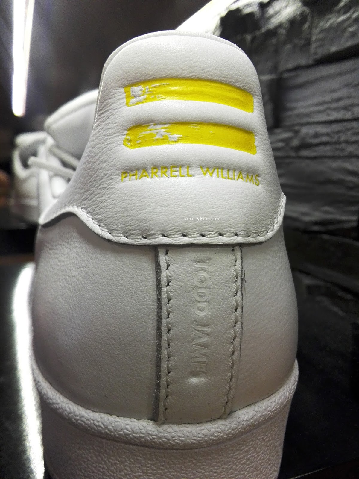 new style 73ea3 05380 The all-white versions of the Todd James and Pharrell Williams shoes are  exclusive to the Sole Academy Store in Trinoma (not sure if they re also  available ...