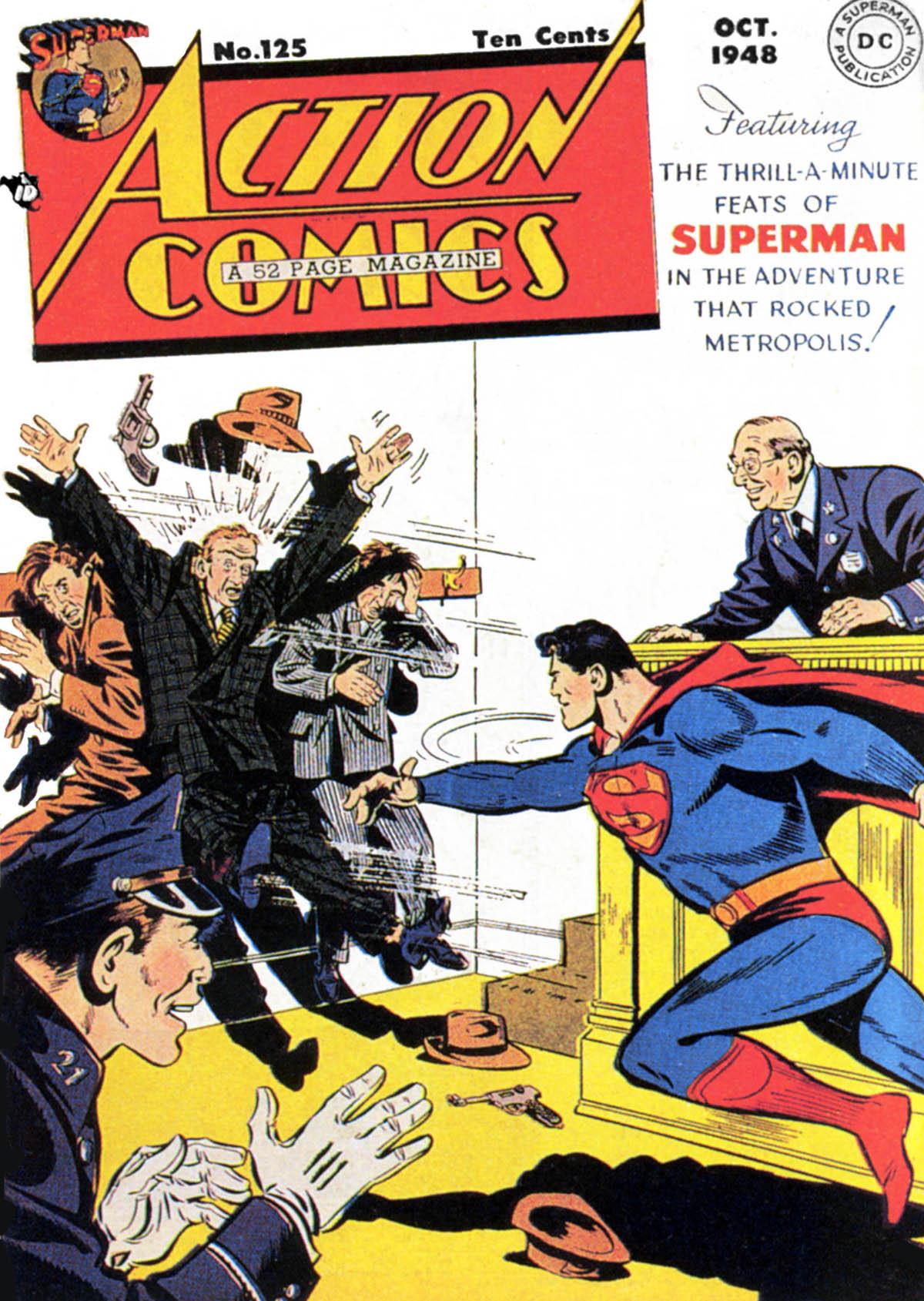 Action Comics (1938) 125 Page 0