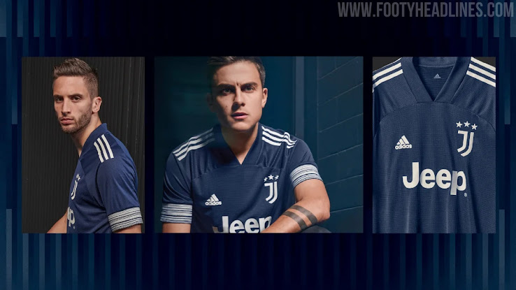 Juventus 20 21 Away Kit Released Custom Serie A Typeface Footy Headlines