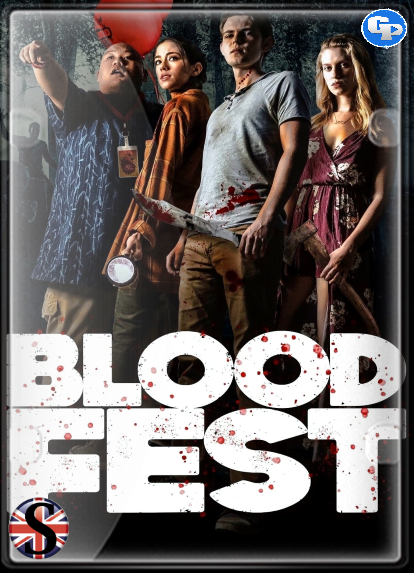 Blood Fest (2018) HD 1080P SUBTITULADO