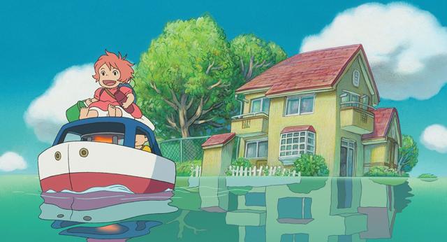Cô Bé Người Cá Ponyo - Ảnh 1