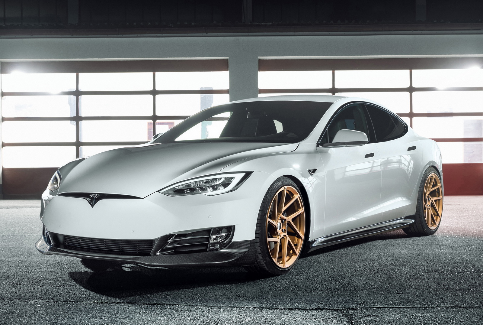 look what novitec did to the tesla model s. Black Bedroom Furniture Sets. Home Design Ideas