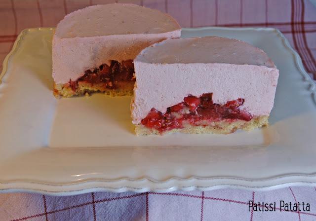 recette de bavarois aux fraises, que faire avec des fraises, tutoriel pour bavarois, tuto bavarois, dessert aux fraises, comment cuisiner avec des fraises, mousse aux fraises, comment faire une mousse aux fraises