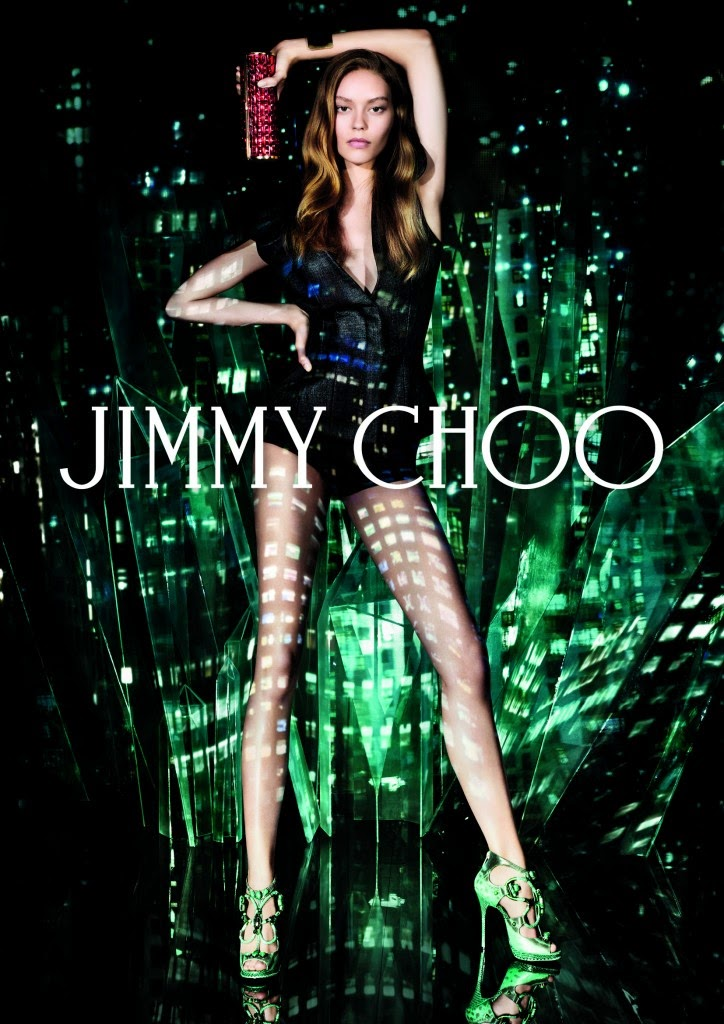 "Jimmy Choo's Resort 15 ""Vices"" Ad Campaign"