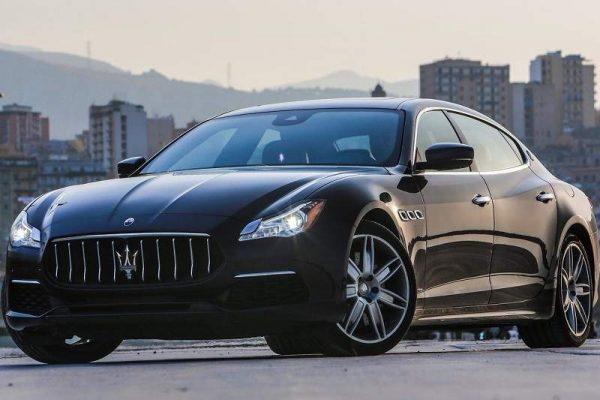 Maserati Quattroporte GTS india