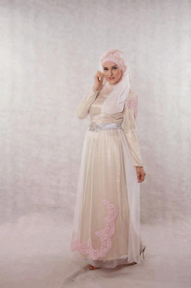Pakaian Muslim Wanita Untuk Pesta 2015
