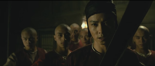 Zhang Jin in Rise of the Legend