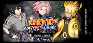 Versi terbaru dari game Naruto Senki Mod  Naruto Senki Mod 2019 NSWON by Muhammad Ricko Alpadira Apk