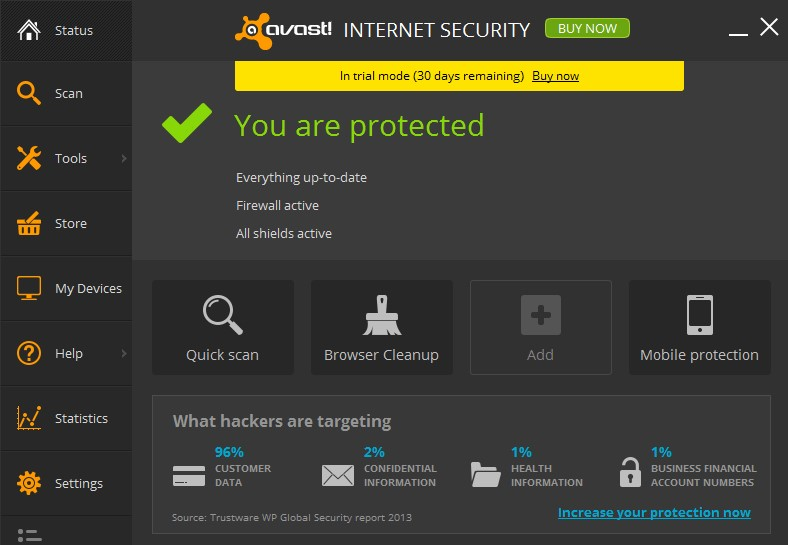 avast internet security free download 2017