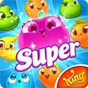 Farm Heroes Super Saga Icon Logo