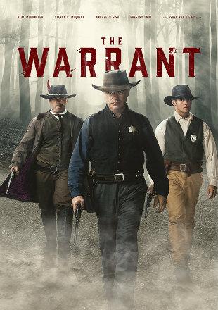 The Warrant 2020 Full English Movie Download HDRip 720p Hindi Sub