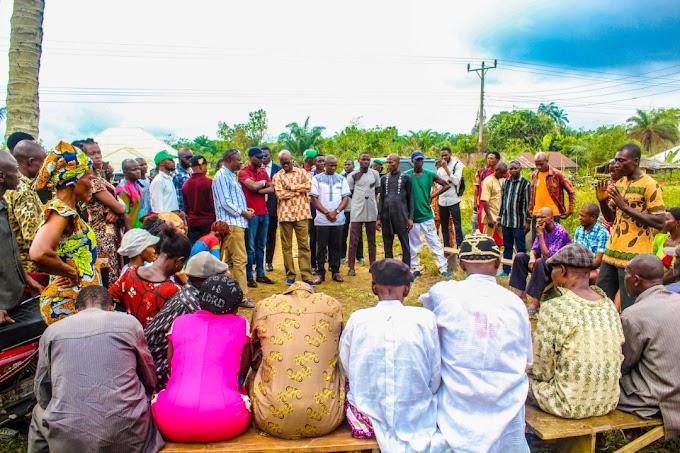 Eyo Ekpo Visits Odukpani Warring Community