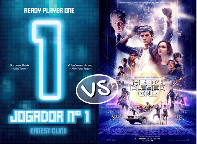 Tem Na Web - Livro vs Filme: Jogador Nº1