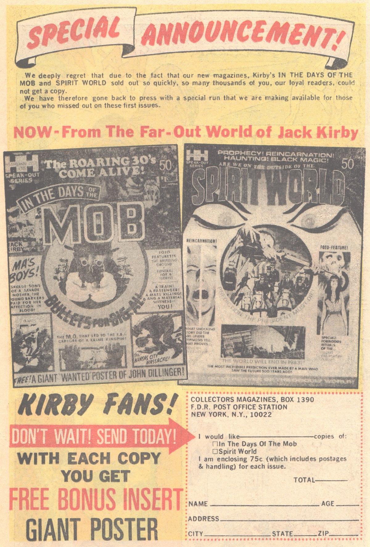 Read online Adventure Comics (1938) comic -  Issue #414 - 27