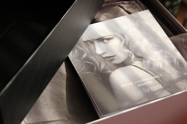 Отзыв: Мартовская «Коробочка красоты» Lookfantastic Beauty Box.