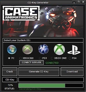 CASE Animatronics CD Key Generator (Free CD Key)