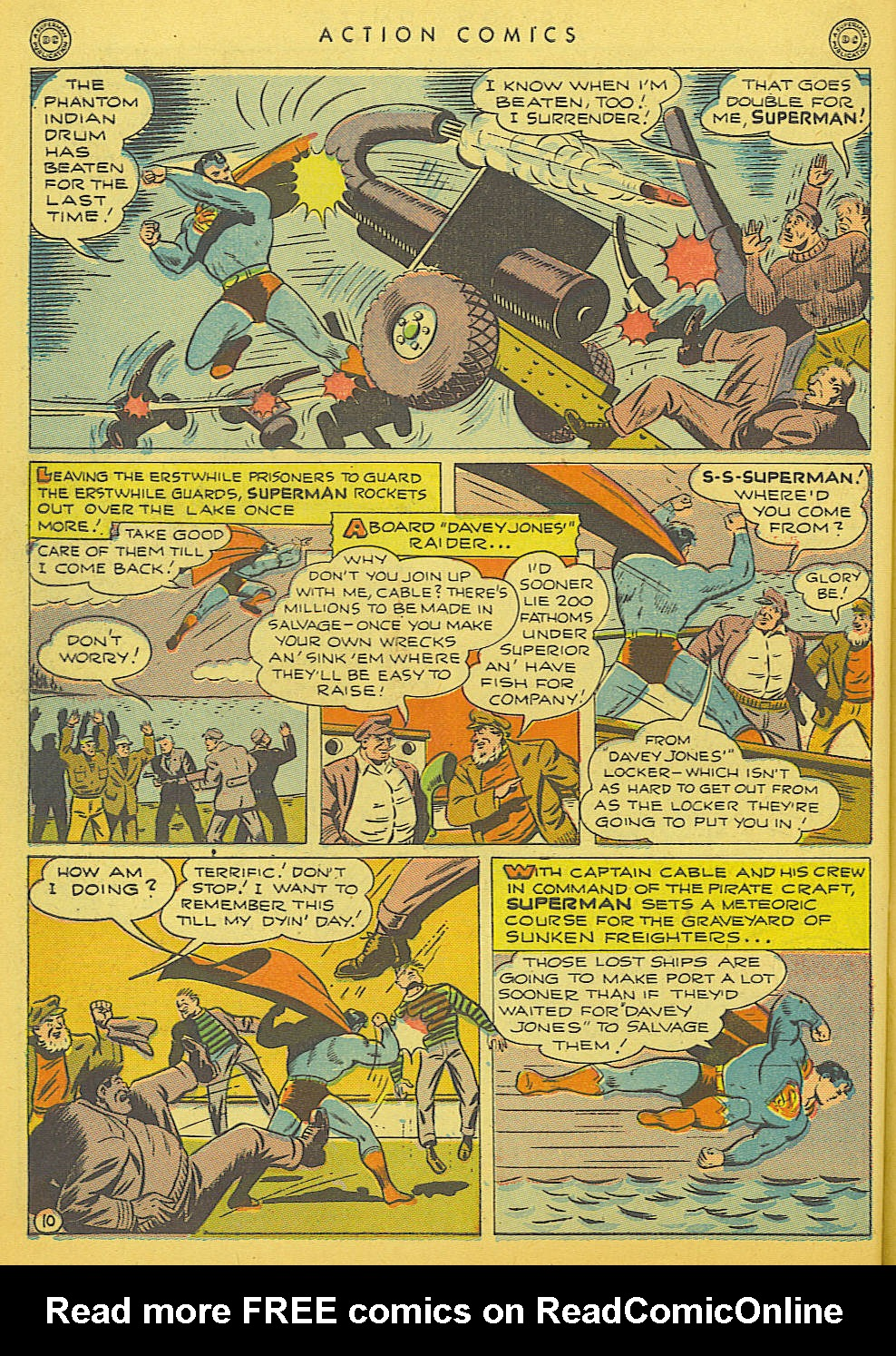 Read online Action Comics (1938) comic -  Issue #91 - 12