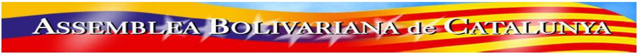 Assemblea Bolivariana de Catalunya