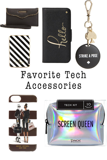 tech accessories-style blogger-phone cases