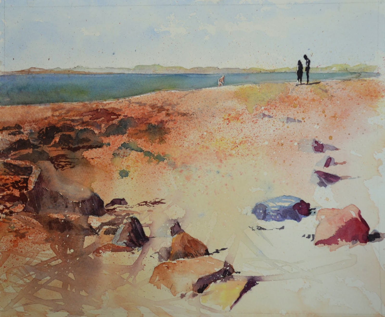 Image result for estuary family paintings