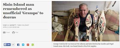 George Cecil David