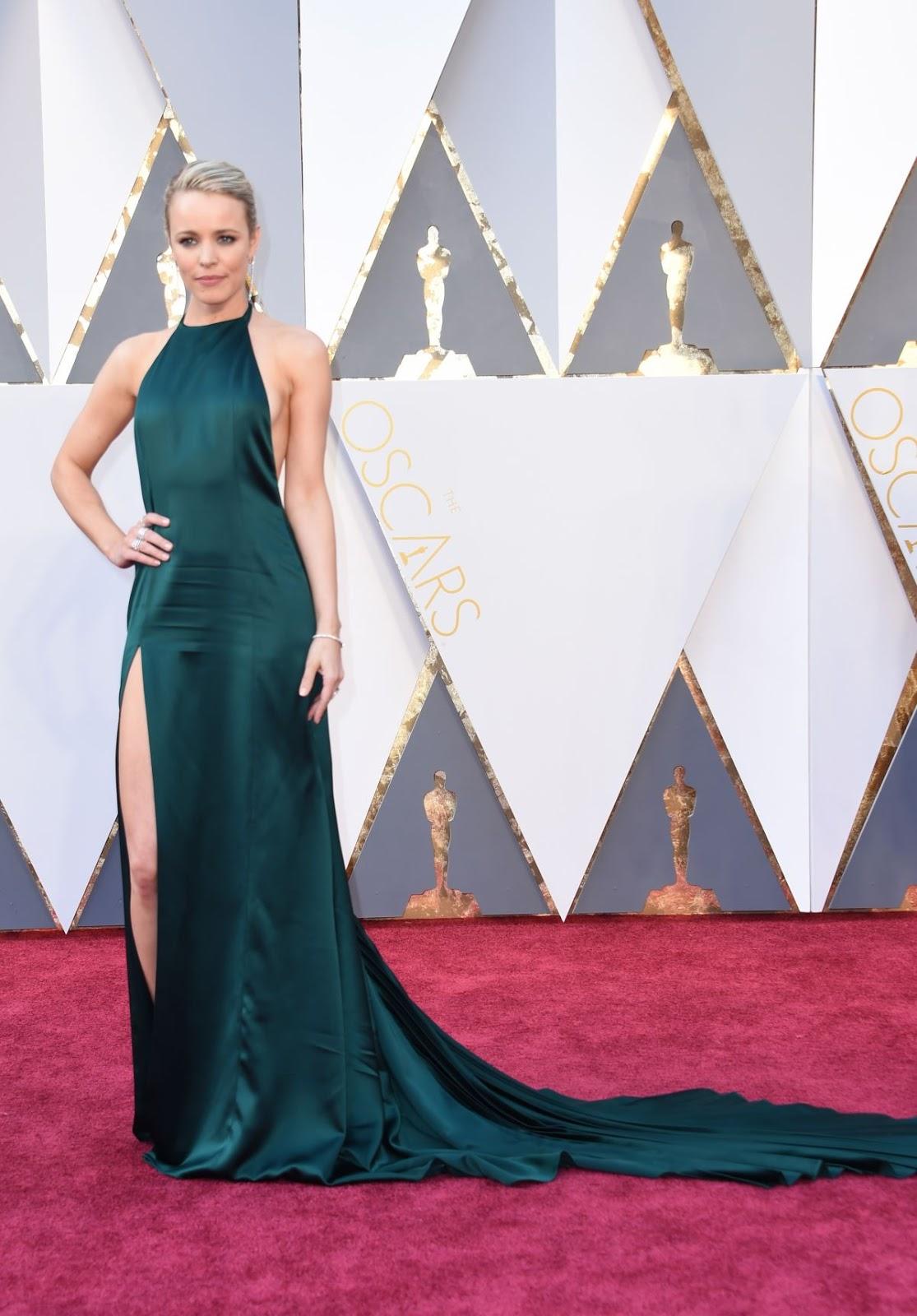 Spotlight actress Rachel Mcadams at 88th Annual Academy Awards