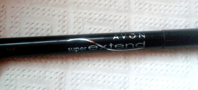 Kredka Avon Super Extend liquid eye liner - turkusowy - recenzja