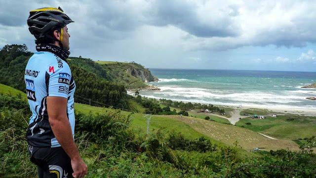 Camino de Santiago del Norte mar y montaña