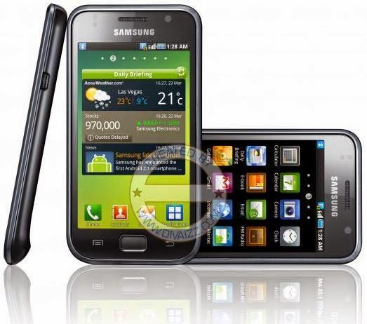 Harga Samsung Galaxy S1 GT-I9000 - www.divaizz.com